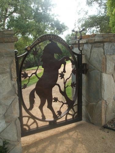 Дверь_лошадь
