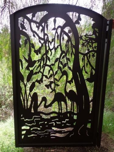 Дверь_птицы