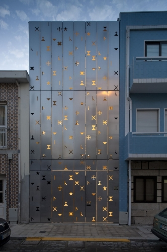 Eye-catching-Perforated-Facade